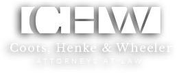Coots, Henke & Wheeler P.C. Attorneys Carmel, Indiana